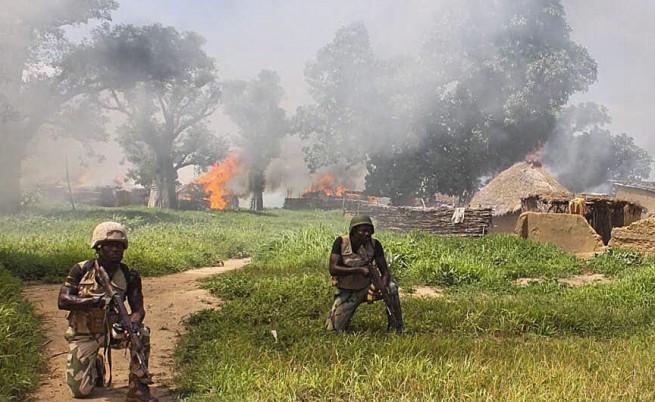 """Нигерия: Армията освободи 178 заложници на """"Боко харам"""""""