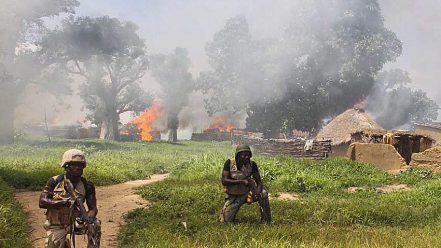 """В Нигерия освободиха 178 заложници на """"Боко харам"""""""