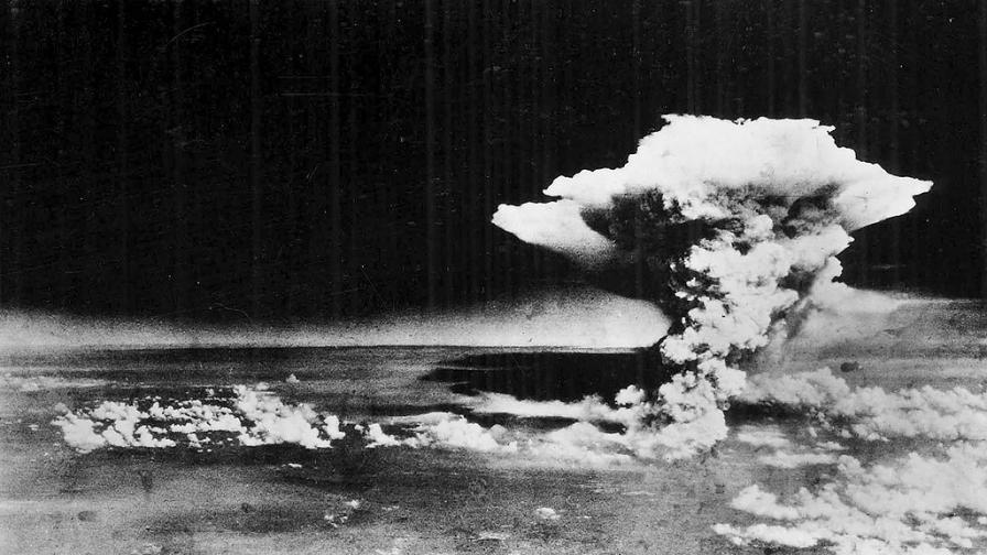 <p>Американци: Атомната бомба над Хирошима донесе мир</p>
