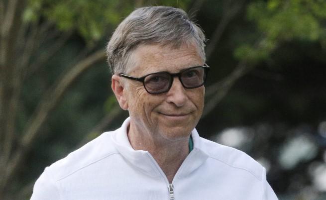 Вече и Бил Гейтс използва Android вместо Windows Phone