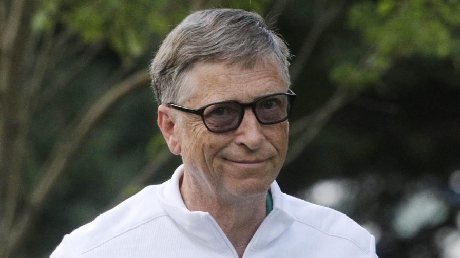 Бил Гейтс отново е най-богатият в света