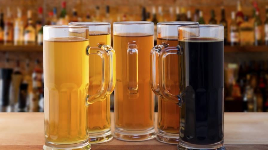 Все повече хора решават да опитат различна бира