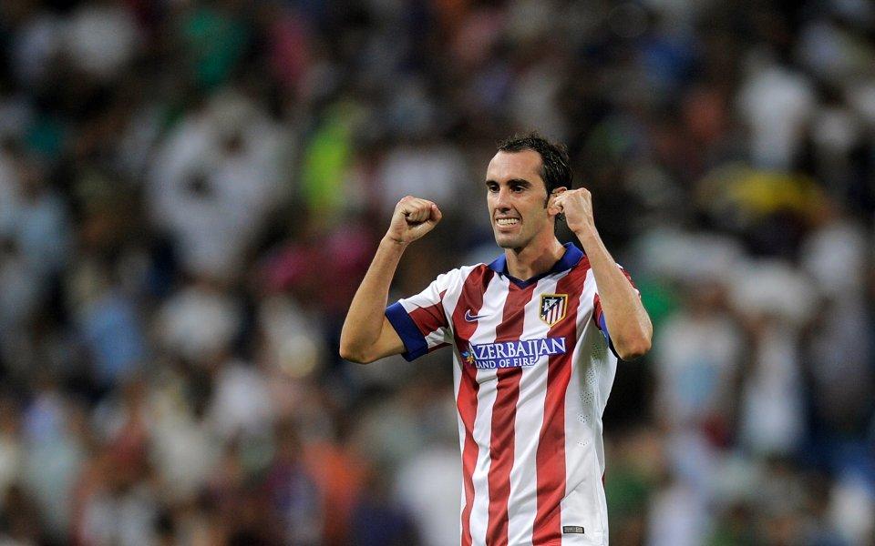Годин отказа на Ювентус, остава в Атлетико