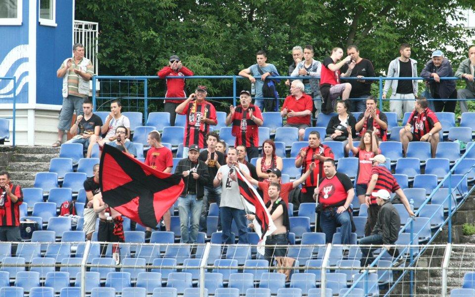 Феновете на Локо Сф поискаха преразглеждане на решението за прекратяване на сезона