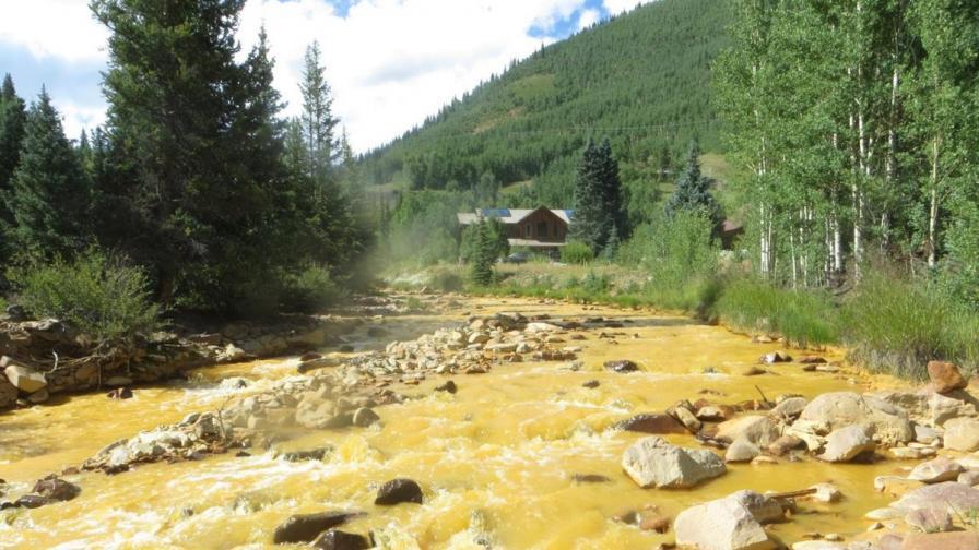Извънредно положение в Колорадо заради оранжевата река