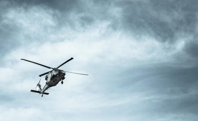 Американски боен хеликоптер се разби в морето край Япония