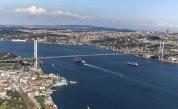 Учен прогнозира: Босфорът ще замръзне до 2-3 години