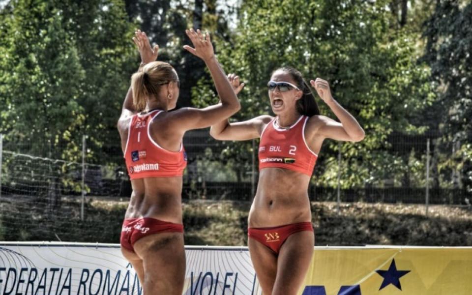 Малинова и Сланчева в основната схема на турнира в Румъния