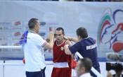 Елиан Димитров отпадна на осминафинал на европейското по бокс