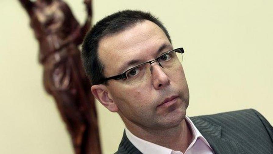 ВСС освободи Светлозар Костов като шеф на спецпрокуратурата