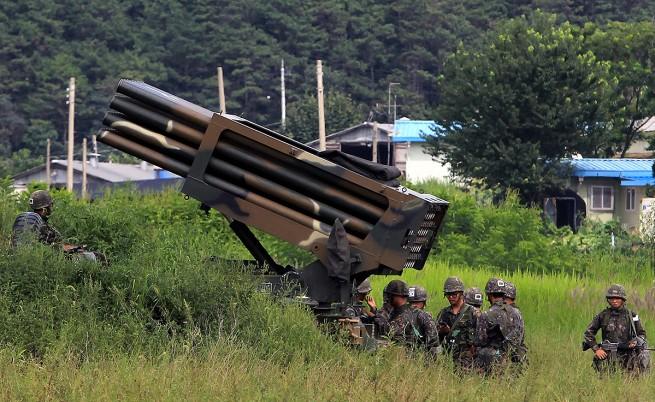 Южна и Северна Корея постигнаха споразумение за намаляване на напрежението