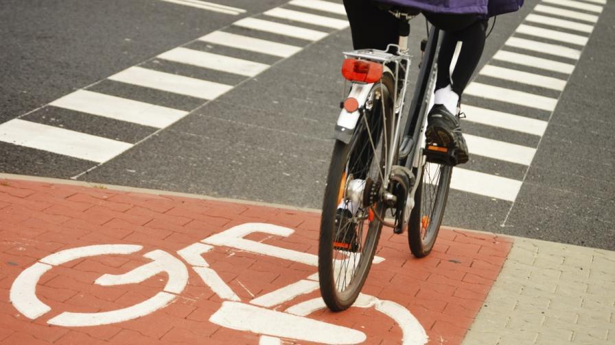 Увеличават се велосипедистите в София