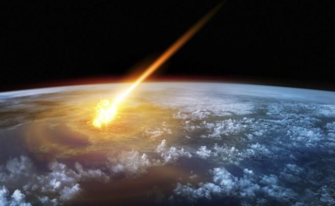 Какво ще се случи, ако астероид удари Земята