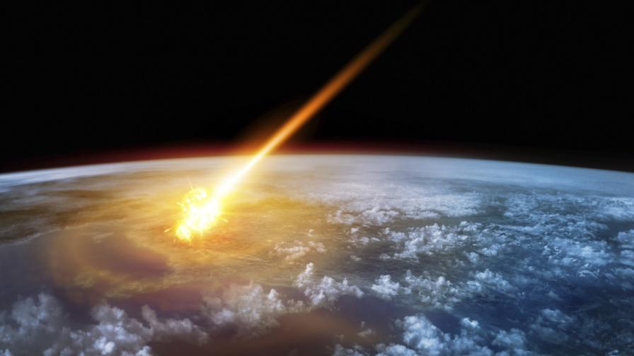 Астероидът, убил динозаврите, променил океаните в киселина