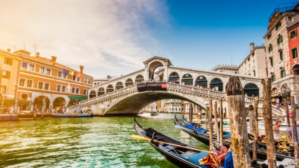 На кино във Венеция