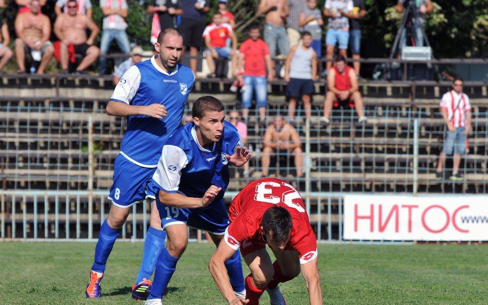 СНИМКИ: Сарая - ЦСКА 0:11 (Купа на България)