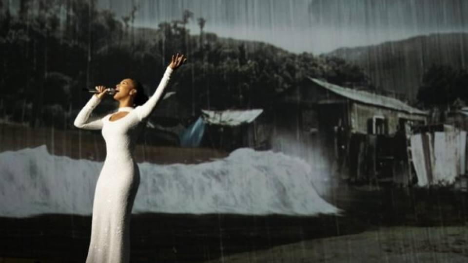"""Бионсе посвети песента """"I Was Here"""" на Световния хуманитарен ден в глобална кампания с ООН"""