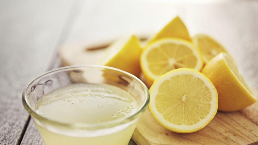 9 здравословни причини да пием лимонов сок