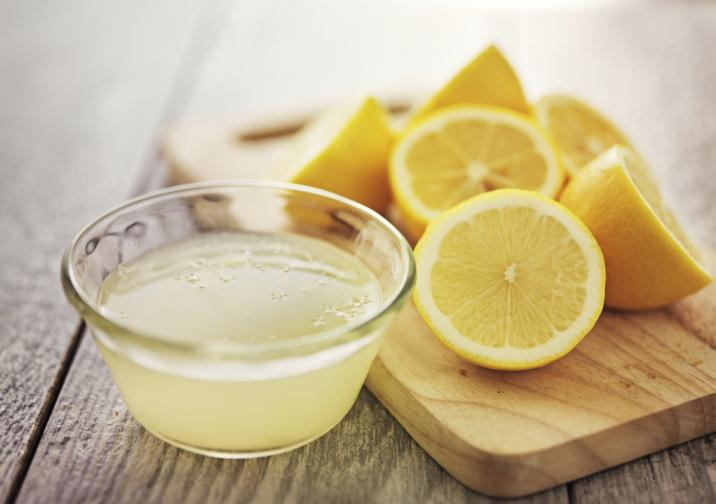 лимон лимонов сок