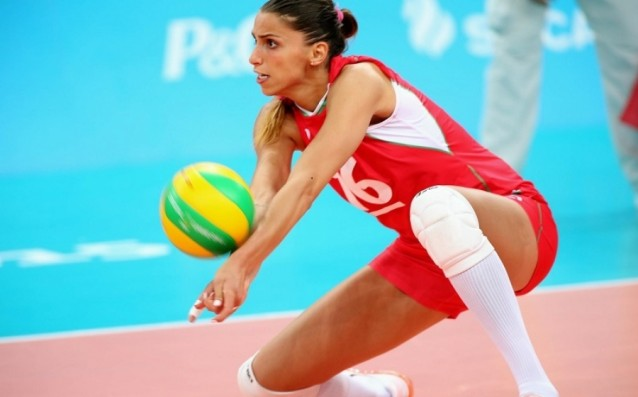 Елица Василева<strong> източник: volleyball.bg</strong>