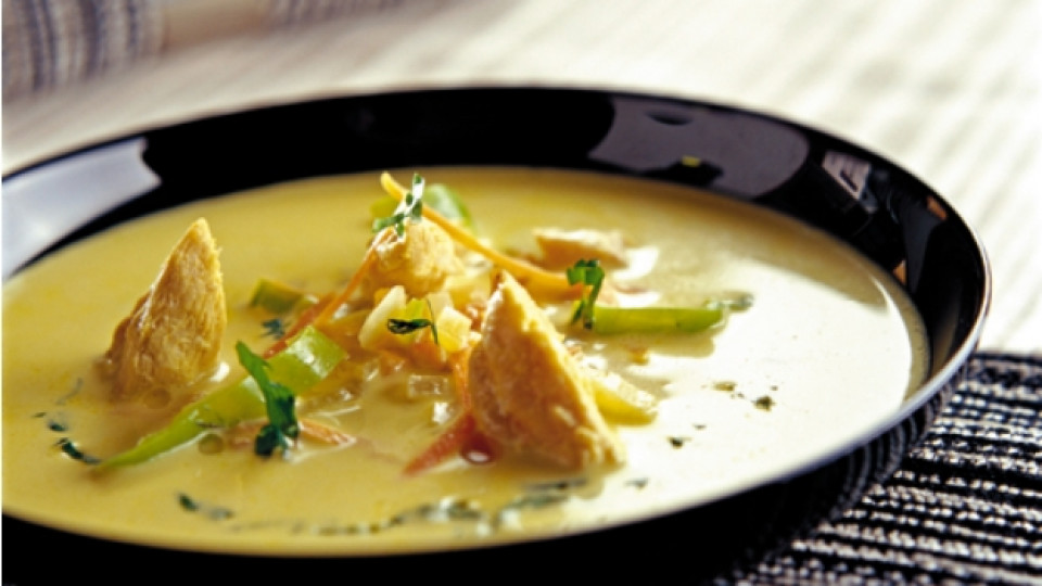Пилешка супа по селски