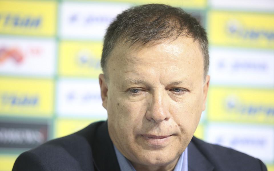 Шеф в БФС: Никакви молби от Левски не сме получавали