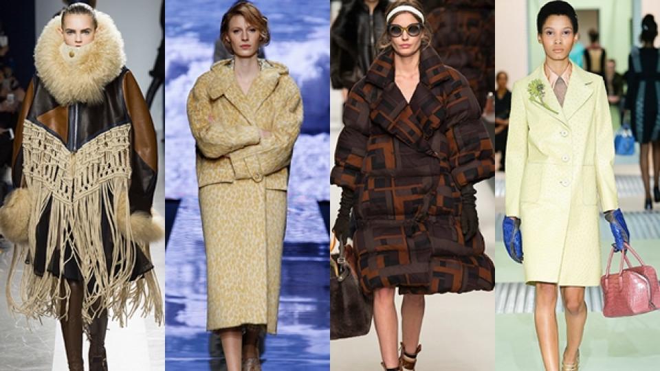 10 задължителни модни тенденции за есен/зима 2015-16