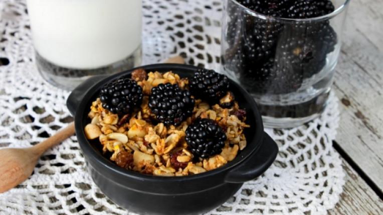 диета закуска плодове фибри