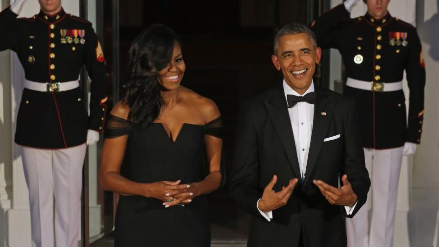 Мишел Обама - все по-бляскава