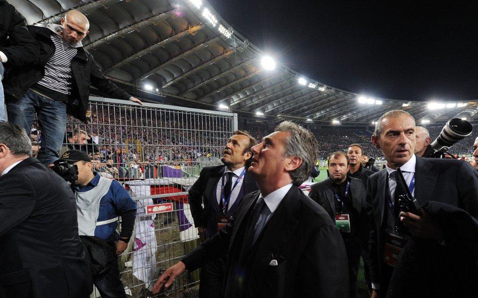 Фиорентина се прицели в третото място в Серия А