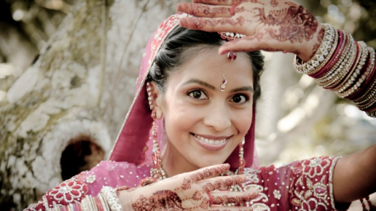 индия жена красота