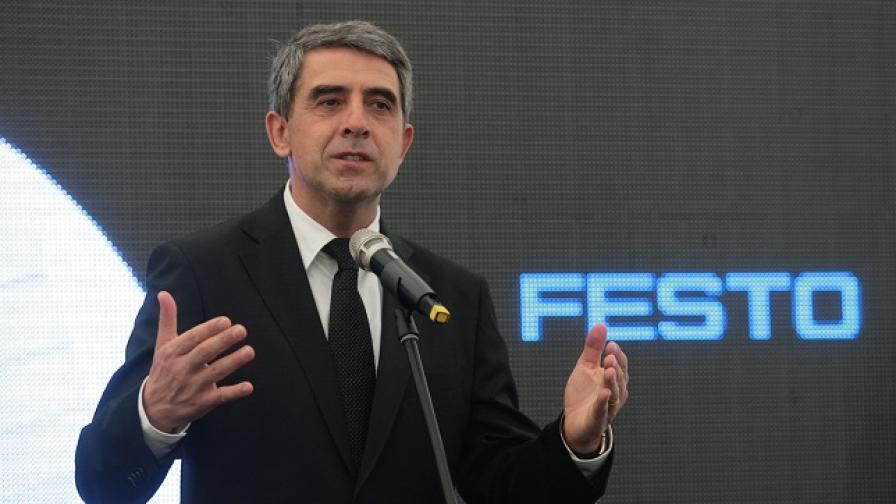 Плевнелиев договори американски инвестиции в българската икономика