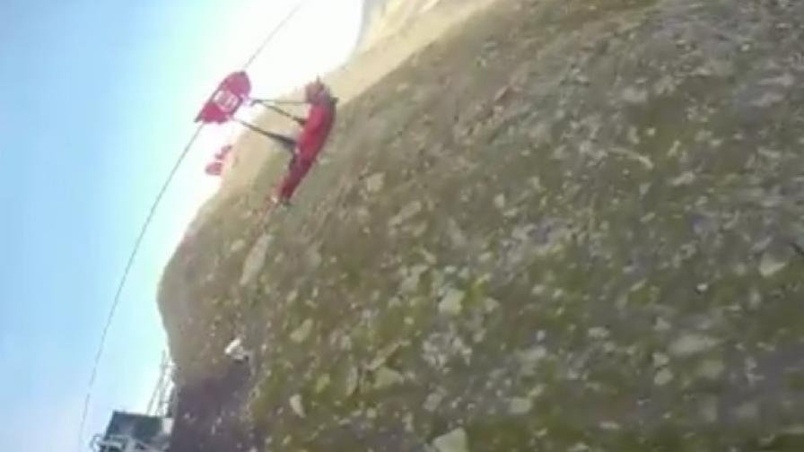 Искате ли да развиете 300 км/ч при спускане по зип лайн?