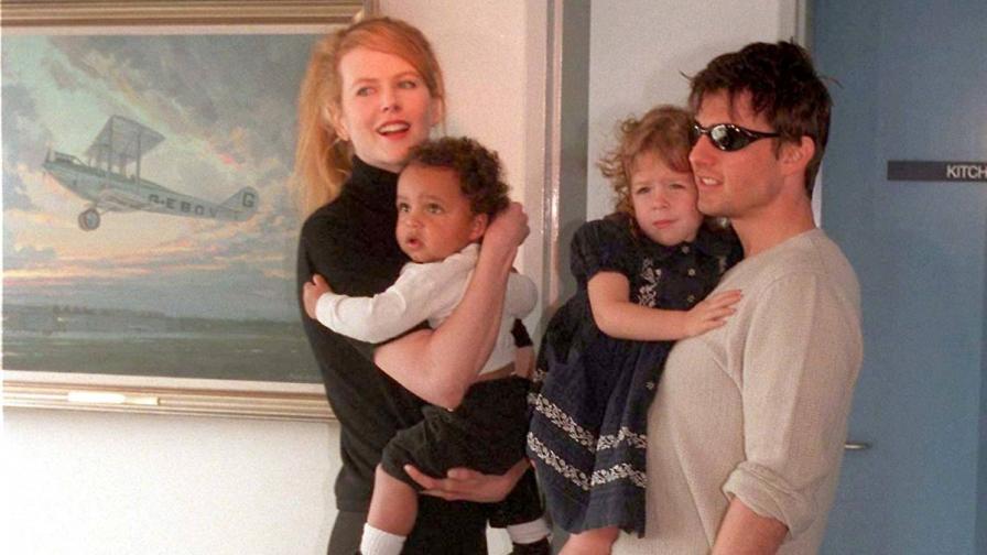 Семейство Круз през 1996 г.
