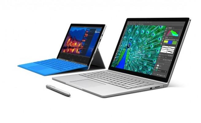 Microsoft показа два пъти по-бърз лаптоп от MacBook Pro