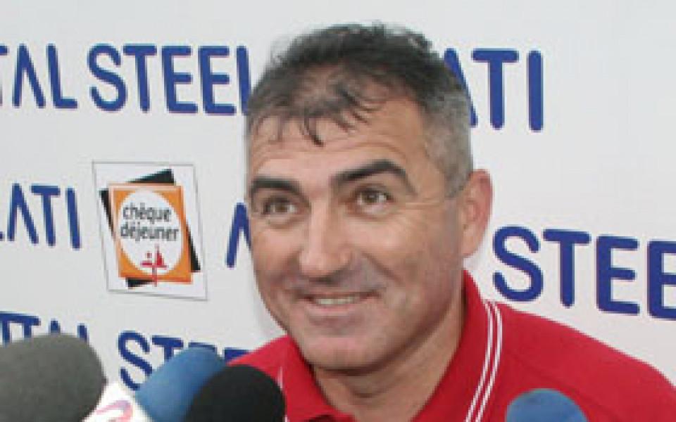Петре Григораш: Радвам се, че играх в клуб като Левски
