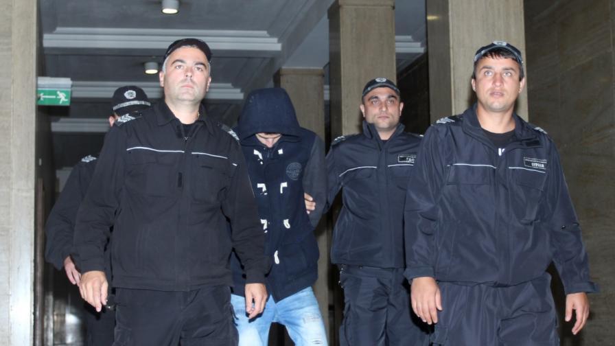 Дани Мохамед Фахд ал Келани в съда