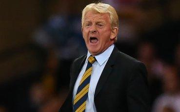 Гордън Страхан нападна остро футбола в Шотландия