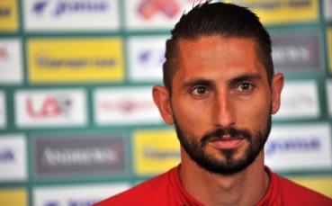 Локо Пловдив си връща бивш национал прогонен от клуба му