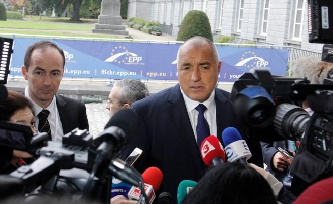Борисов: ЕС да плаща на Турция, да задържа бежанците там