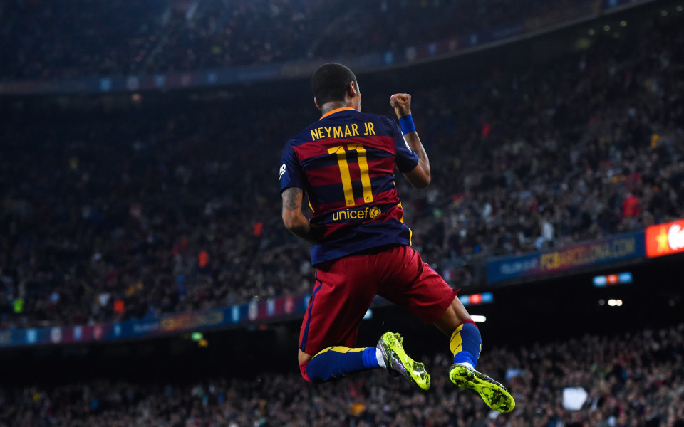 Неймар: Това бе най-добрият ми мач за Барселона
