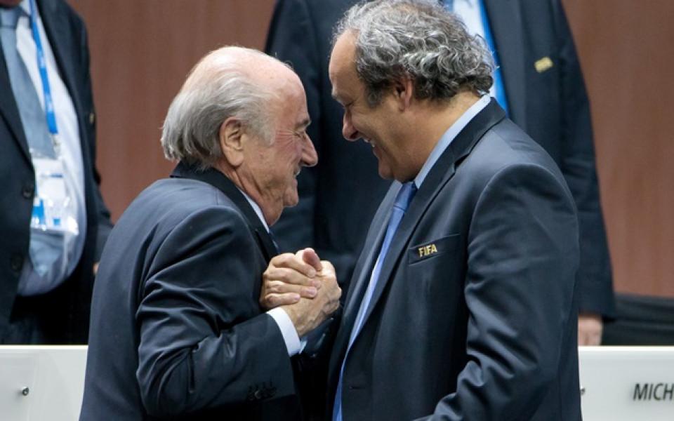 Платини: Блатер искаше да умре като президент на ФИФА