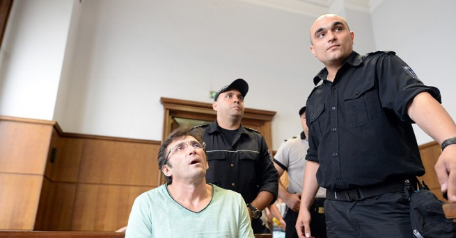 Софийският градски съд (СГС) осъди Герман Костин, обвинен в убийството