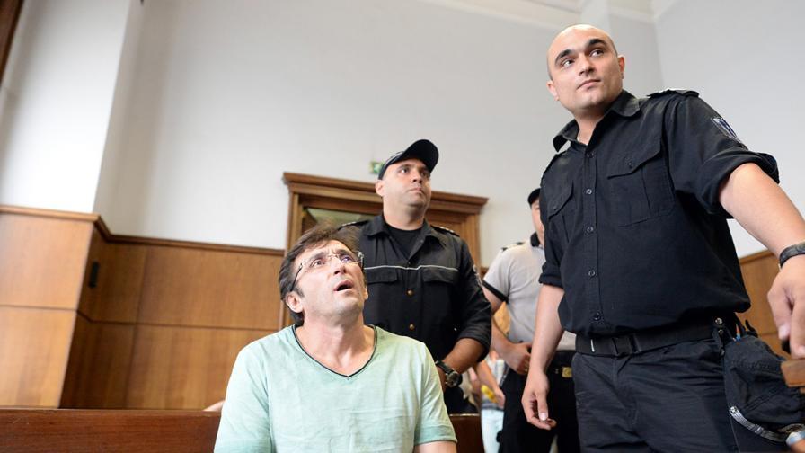 Заподозреният за убийството на детето в куфара осъден доживот