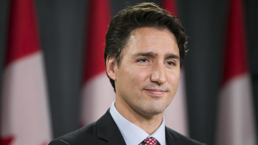 Премиерът на Канада стана екшън герой в комикс