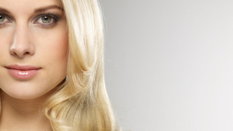 Мъжете наистина ги предпочитали блондинки