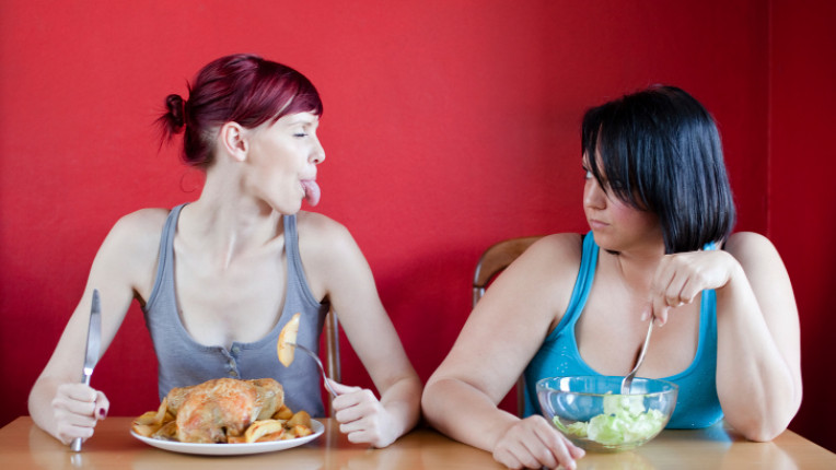 храна ядене тегло диета