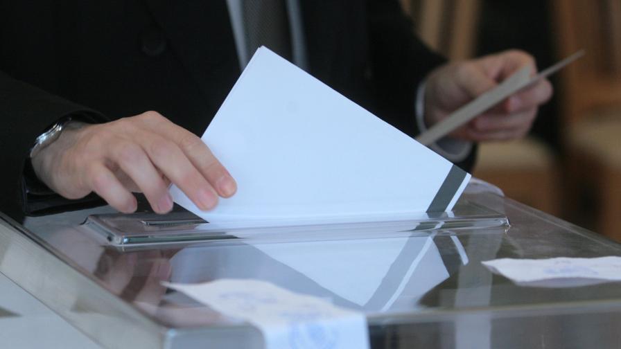 България гласува, изборният ден започна нормално