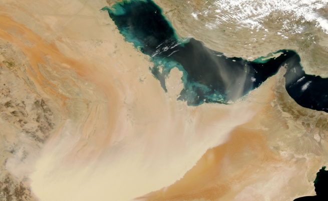 Непоносима жега може да връхлети Персийския залив