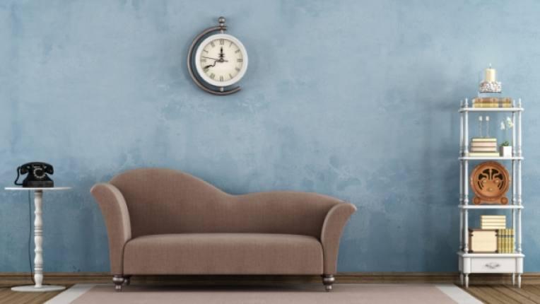 дом картина стена диван